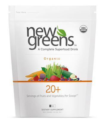 New Greens Organic