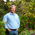 Robert McLaughlin, CEO of Organic Bouquet