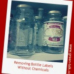 Removing Bottle Labels