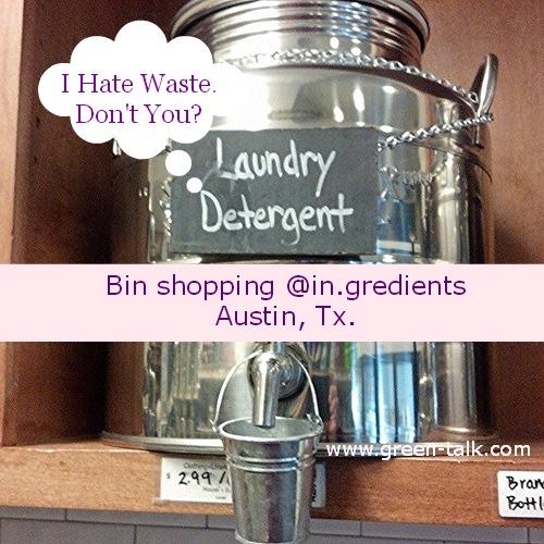 in.gredients-Austin, Texas, the ultimate bin store.