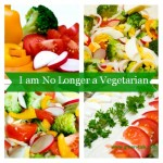 Why I left being a Vegetarian