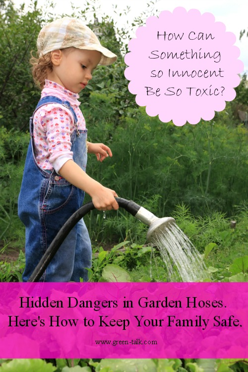 Garden Hoses Lead and BPA