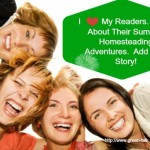 Green Talk community reader love