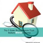 Top 5 Fall Home Maintenance Tips