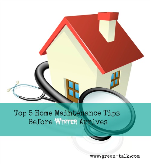 Top 5 Fall Home Maintenance Tips