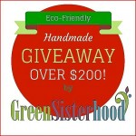Green Sisterhood Etsy Handmade Giveaway
