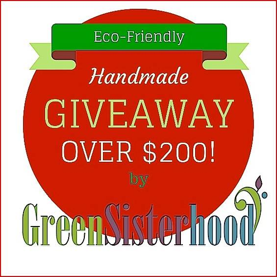 Green Sisterhood Etsy Handmade Giveaway