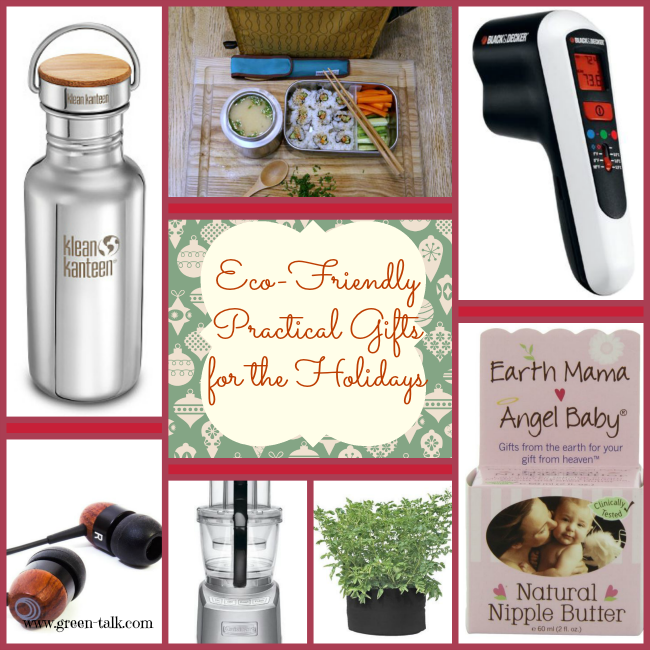 Eco-friendly gift ideas for the holidays