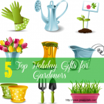 Top 5 Holiday Gifts for Gardeners