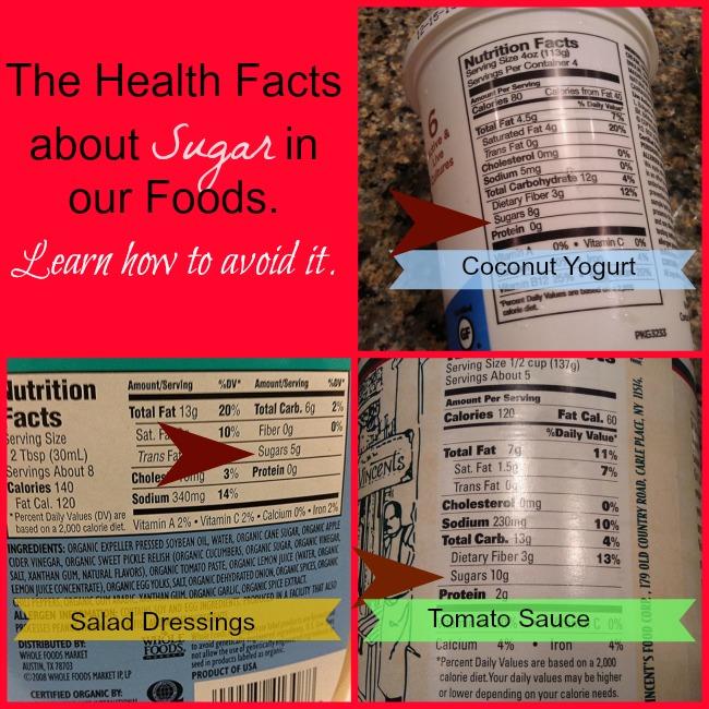The dangers of sugar