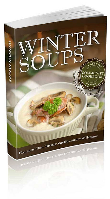Winter Soup Cookbook