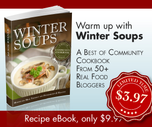Winter Soup Cookbook
