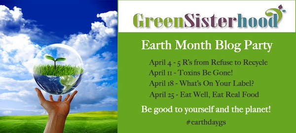 Green Sisterhood Earth Day Blog Carnival