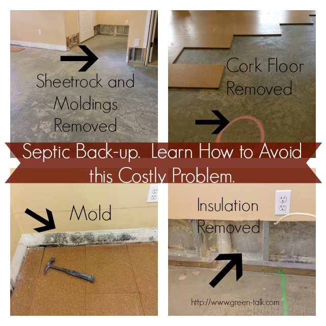 septic backup it ain 39 t pretty learn how to avoid it