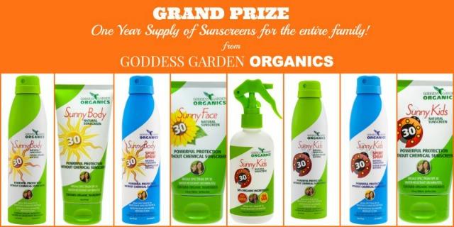 s Garden Organics Giveaway