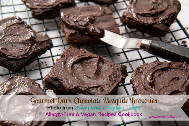 Allergy-Free Baking Recipes-Sweet Debbie's Organic Treats