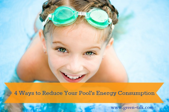Reduce Pool Energy Consumption