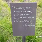 Longwood Gardens Sign