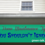 5 Home Maintenance Tips You Shouldn't Ignore