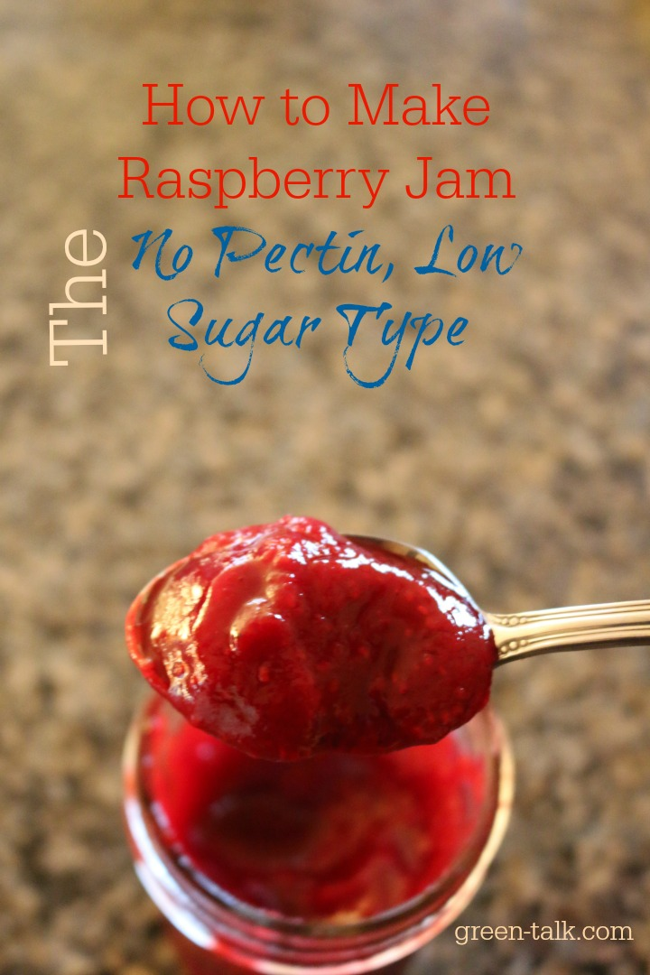 How to make raspberry jam