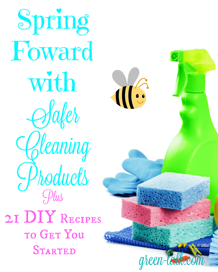 safer cleaning products