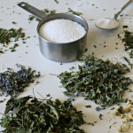 herb bath soak