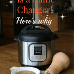 Instant Pot Electric Pressure Cooker: a Game Changer!