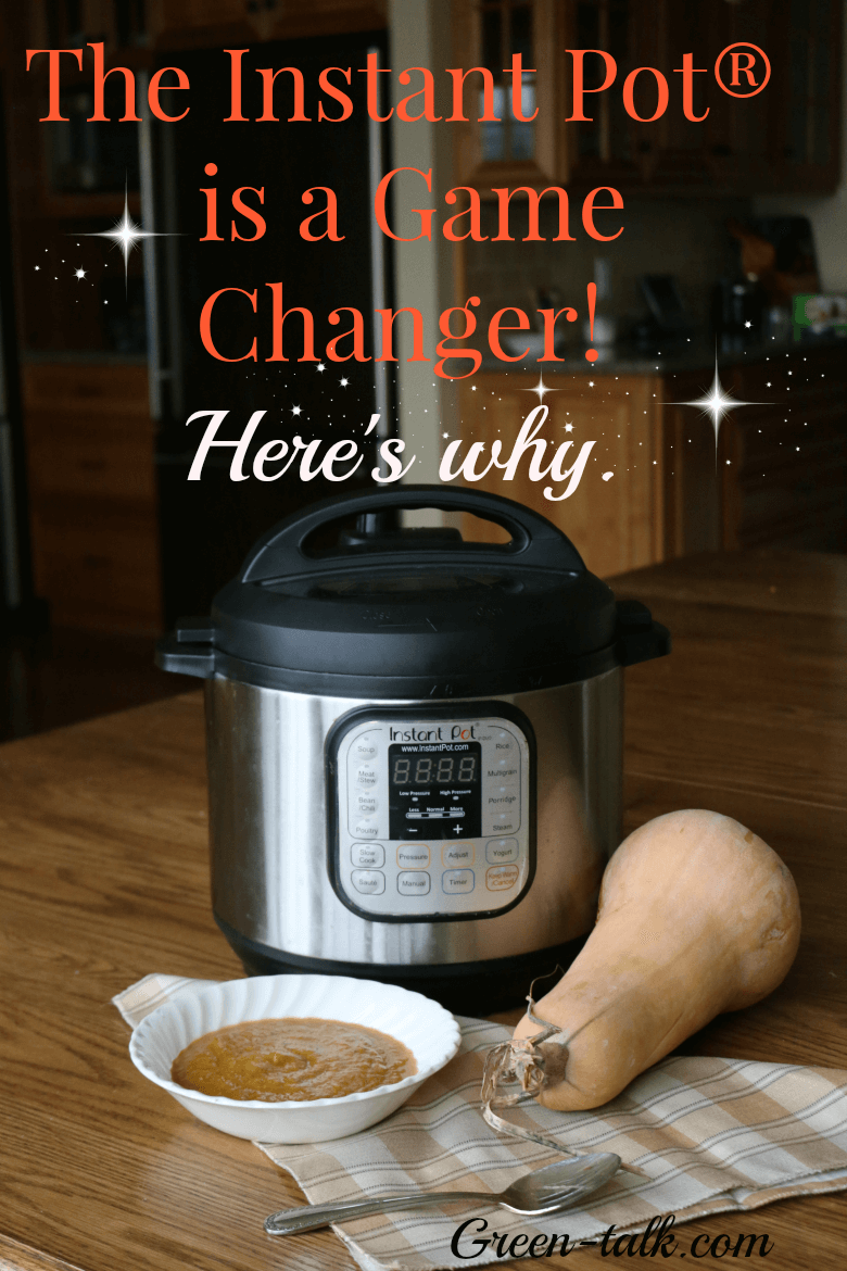 instant pot electric pressure cooker
