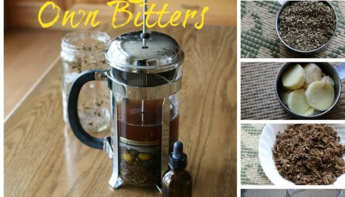 Make Your Own Bitters with This Easy Recipe.
