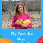 My Three Favorite Vertical Gardening Tools  for a Better Gardening Season