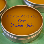 How to make a salve