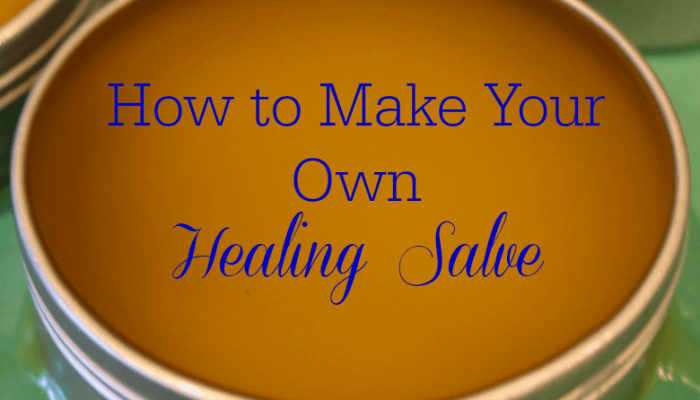 How to Make a Salve Using Calendula & Comfrey
