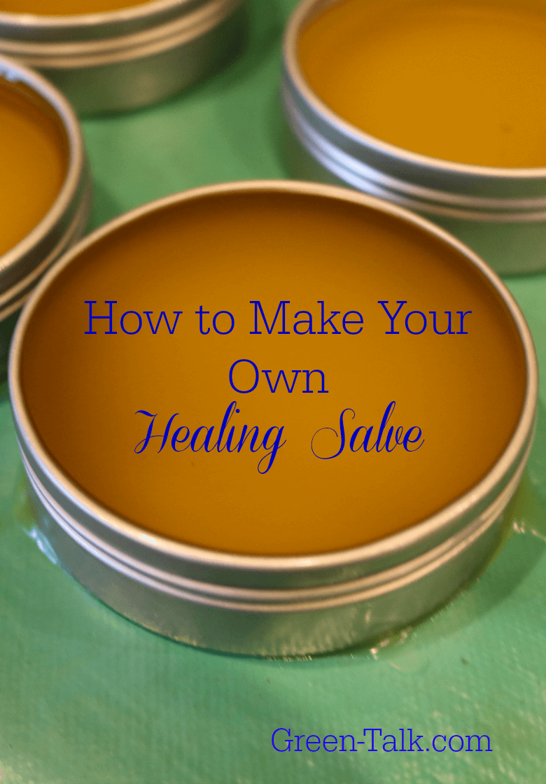 How to make a salve