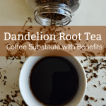 Dandelion Root Tea:  Coffee Substitute with Added Benefits