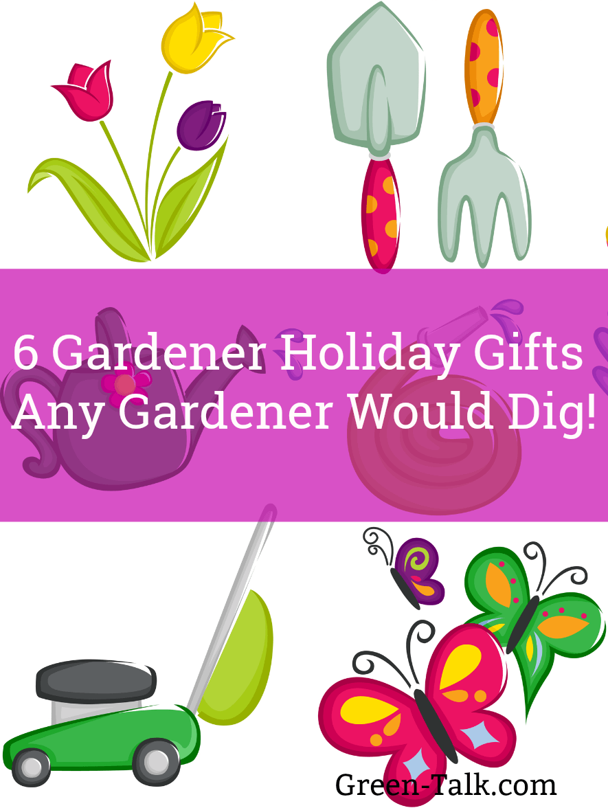 Gardener Holiday gifts