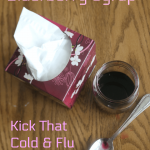 Elderberry Syrup:  Kick that Cold & Flu to the Curb Naturally
