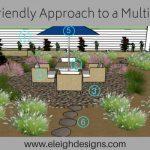 Eco-Friendly Multi-Use Yard Living. Eat and Enjoy.