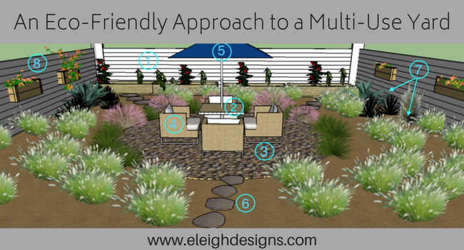 eco multi-use yard