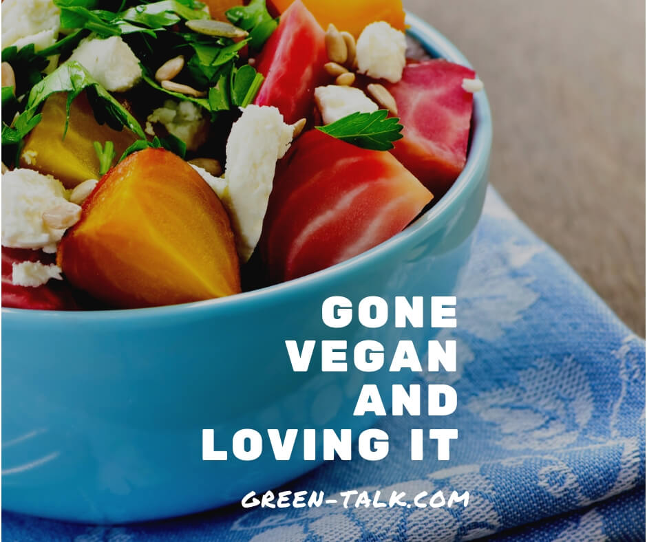 gone vegan